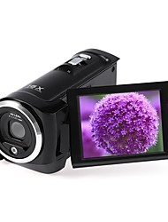 amkov dv162 hd 720p fotocamera digitale videocamera video hdv 16mp zoom 16x sensore coms 270 gradi
