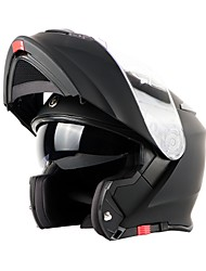 Open Face Fastness Durable Impact Resistant Anti-Dust ABS Motorcycle Helmets