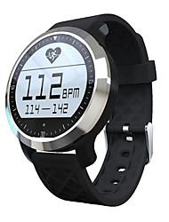 Per uomo Per donna Smart watch Digitale LED Touchscreen Resistente all'acqua Monitoraggio frequenza cardiaca Velocimetro Pedometro