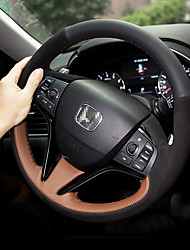 Automotive Steering Wheel Covers(Leather)For Honda All years 2017 CRV