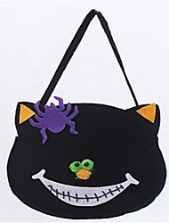 cheap -Cat Bags and Purses Halloween Festival / Holiday Halloween Costumes Black Fashion