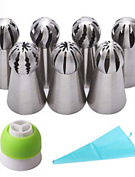 Cake Molds Everyday Use Stainless Steel + A Grade ABS Baking Tool