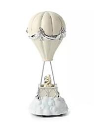 abordables -Balles Boîte à musique Ballons Jouets Nouveauté Bois Romantique Pièces Unisexe La Saint Valentin Cadeau