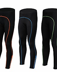 realtoo® cyklistické punčocháče pánské cyklistické punčochy kalhoty / kalhoty polstrované šortky prodyšné pohodlné pro jaro a léto