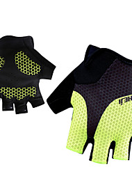 cheap -Sports Gloves Bike Gloves / Cycling Gloves Breathable Skidproof Wicking Fingerless Gloves Mesh Cycling / Bike Unisex