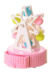 Music Box Toys Round Duck Plastics Lovely Cartoon 1 Pieces Not Specified Gift