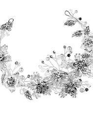 abordables -serre-tête en alliage de strass cristal serre-tête style élégant