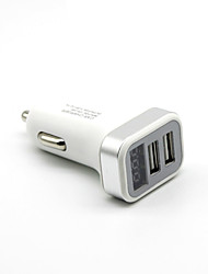 cheap -LED Display Multi Ports 2 USB Ports Charger Only DC 5V/2.1A