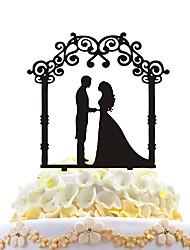 insalata di torta acrilica torta nuziale decorata con decorazione torta