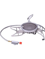 Stove Single Stainless steel Aluminium alloy for Picnic Camping & Hiking BBQ
