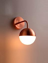 60 E26/E27 Moderne/Contemporain Fonctionnalité Eclairage d'ambiance Applique murale