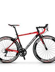 Cruiser Bike Cycling 21 Speed 26 Inch/700CC SHIMANO Disc Brake Non-Damping Steel Frame Carbon Anti-slip Aluminium AlloyCarbon Fiber + EPS