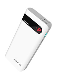 cheap -10400mAh Power Bank External Battery 5 Battery Charger Over-discharge Protection Over-charge Protection Short circuit Protection