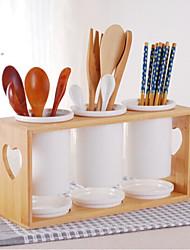 1 Cucina Ceramica Organizzatori Flatware
