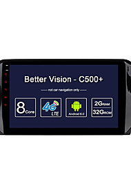 ownice c500 plus octa core 32gb rom 2gb ram android 6.0 voiture gps player pour vw magotan 2017 support 4g lt tpms obd dvr dtv