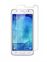 abordables -Vidrio Templado Protector de pantalla para Samsung Galaxy J7 (2016) Protector de Pantalla Frontal Alta definición (HD) Dureza 9H Borde