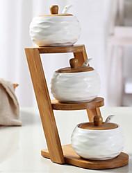 1 Cucina Legno Ceramica Dispensa