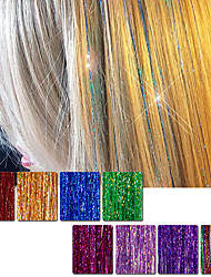 cheap -Hair Extension Straight Classic Cross Type Daily High Quality Human Hair Extensions