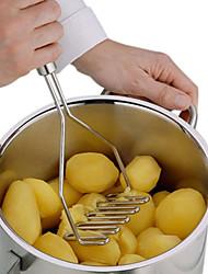 Stainless Steel Potato Mud Pressure Mud Machine Masher Ricer Fruit Vegetable Tools
