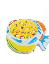 economico -Giocattoli di pesca Giocattoli Prodotti per pesci Elettrico Per bambini 1 Pezzi