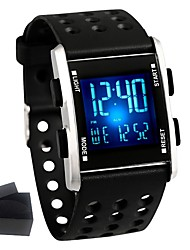 Men's Kid's Smart Watch Fashion Watch Digital Watch Chinese Quartz Calendar / date / day Chronograph Water Resistant / Water Proof
