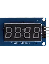 abordables -0,36 pulgadas módulo digital de 4 bits led módulo 5v