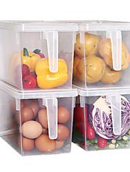 abordables -2 Cuisine Plastique Stockage alimentaire
