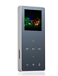 Недорогие -HiFiPlayer4 Гб 3,5 мм TF карта 128GBdigital music playerкнопка Нажмите
