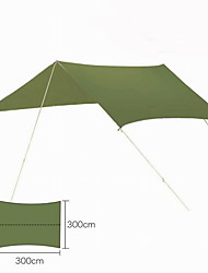3-4 persons More Accessories Single Fold Tent Camping Tent Camping & Hiking(3*3M)