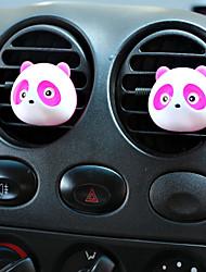 car air outlet griglia profumo anime cartoon bella automobilistica purificatore d'aria