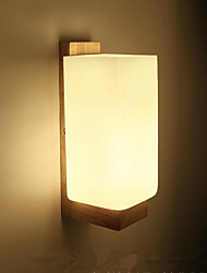 cheap -LED Modern/Contemporary Wall Lamps & Sconces For Wood/Bamboo Wall Light 220-240V 3W