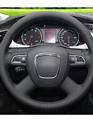 Automobil Lenkradbezüge(Leder)Für Audi 2016 A4L