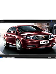 6.95 inch  2 DIN Car DVD Player HD 1080P Built-in Bluetooth Universal Samsung S3C2440A-40 GPS Processor