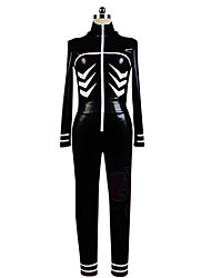 Inspired By Tokyo Ghoul Ken Kaneki Battle Suit Brand New Elastic PU Leather Suit Cosplay Costumes