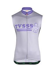 Maillot de Cyclisme Femme Manches Courtes Vélo Shirt Hauts/Top Séchage rapide Vestimentaire Respirabilité Léger Térylène Animal Eté