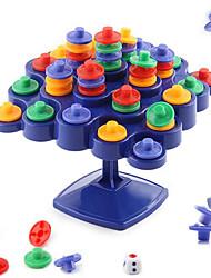 baratos -Jogos de Tabuleiro Blocos Lógicos Equilíbrio Plásticos Clássico Peças Unisexo Dom