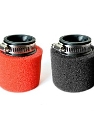 cheap -45MM Foam Air Filter For 150 160 200 250cc  Honda ATV Motocross Dirt Pit Bike