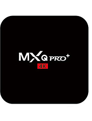 MXQ Pro+ Amlogic S905 Android TV Box,RAM 2GB ROM 16GB Quad Core 802.11ac WiFi Bluetooth 4.0
