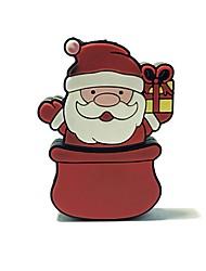 cheap -16GB Christmas USB Flash Drive Cartoon Creative Santa Claus Christmas Gift USB 2.0