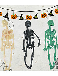 Décoration murale PVC Halloween Art mural,1