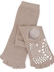 Недорогие -Носки для Хлопчатобумажная ткань