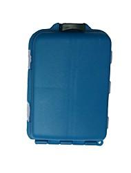 "cheap -Fishing Tackle Box Tackle Box Waterproof 2 2/5"" (6 cm)*3 Plastic"