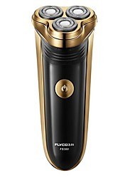 cheap -FLYCO FS360 Electric Shaver Razor 220V Charging Indicator Washable Head