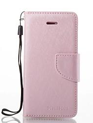 Недорогие -Кейс для Назначение iPhone 7 Plus IPhone 7 iPhone 6s Plus iPhone 6 Plus iPhone 6s iPhone 5 Apple iPhone 7 Plus iPhone 7 Бумажник для карт