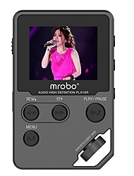 HiFiPlayer8GB 3.5mm Jack TF Card 32GBdigital music playerButton