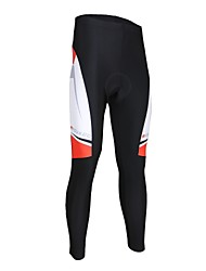 ARSUXEO 2017 Men's 3D Padded Cycling Compression Tights Spring Bike Bicycle MTB Cycling Pants Breathable Quick Dry