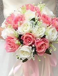 """economico -mazzi di fiori da sposa in seta da 9,84 """"(circa 25cm) accessori da sposa"""