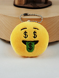 cheap -Keychain Jewelry Yellow Other Circular Adorable Unisex