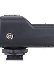 andoer disparador de flash remoto inalámbrico de 16 canales 1 transmisor 3 receptores 1 cable de sincronización para canon nikon pentax