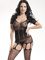 Women's Ultra Sexy Teddy Nightwear,Sexy Solid-Medium Spandex
